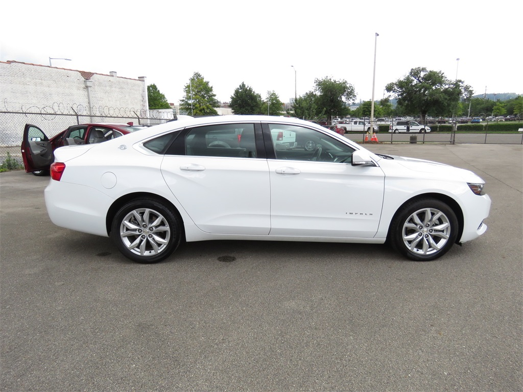 Certified Pre-Owned 2019 Chevrolet Impala LT
